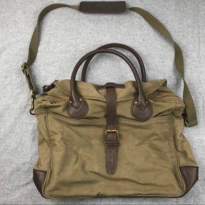 Authentic J Crew messenger bag